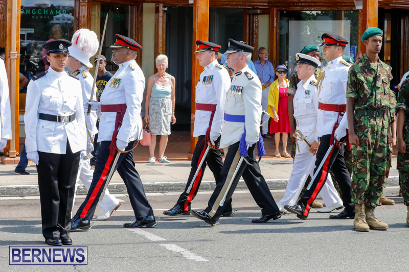 Queen's-Birthday-Parade-Bermuda-June-9-2018-9931