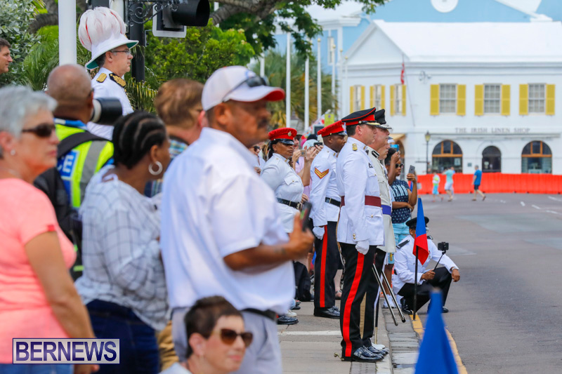 Queen's-Birthday-Parade-Bermuda-June-9-2018-9932