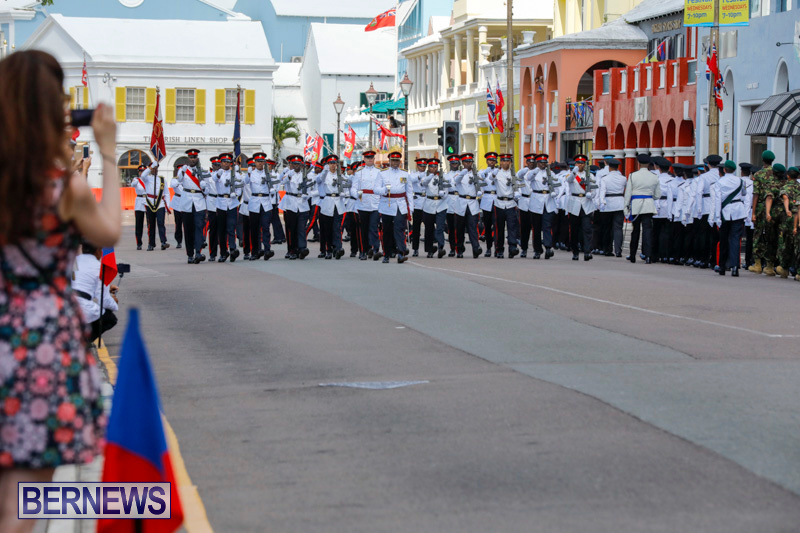 Queen's-Birthday-Parade-Bermuda-June-9-2018-9935