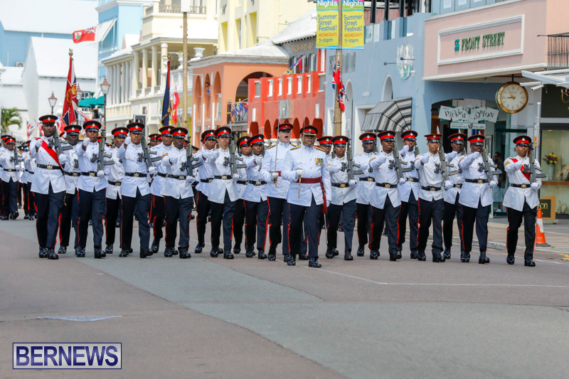 Queen's-Birthday-Parade-Bermuda-June-9-2018-9943