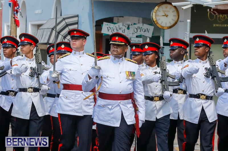 Queen's-Birthday-Parade-Bermuda-June-9-2018-9953