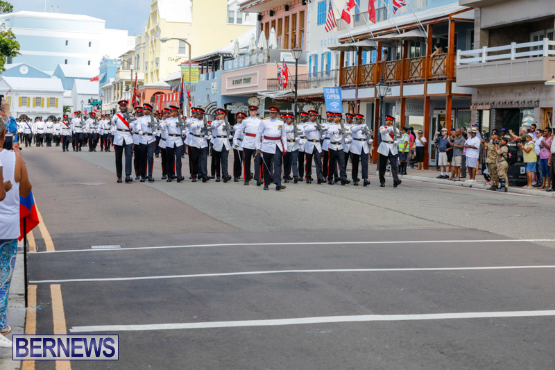 Queen's-Birthday-Parade-Bermuda-June-9-2018-9957