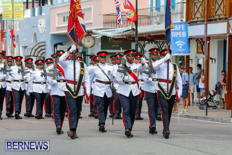 Queen's-Birthday-Parade-Bermuda-June-9-2018-9971