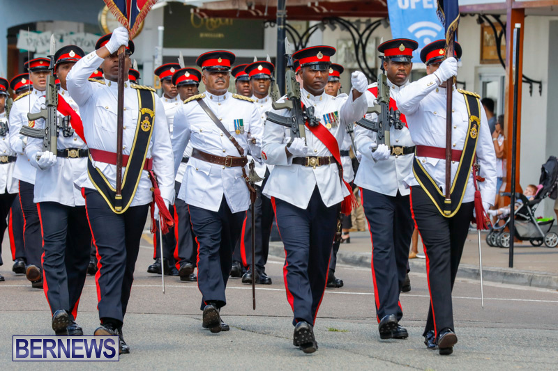 Queen's-Birthday-Parade-Bermuda-June-9-2018-9974