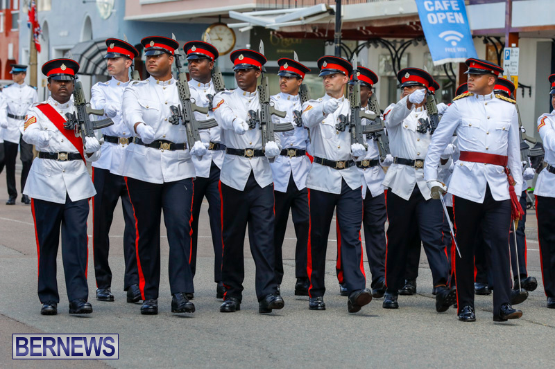Queen's-Birthday-Parade-Bermuda-June-9-2018-9984
