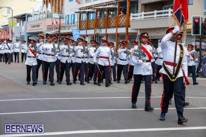 Queen's-Birthday-Parade-Bermuda-June-9-2018-9987