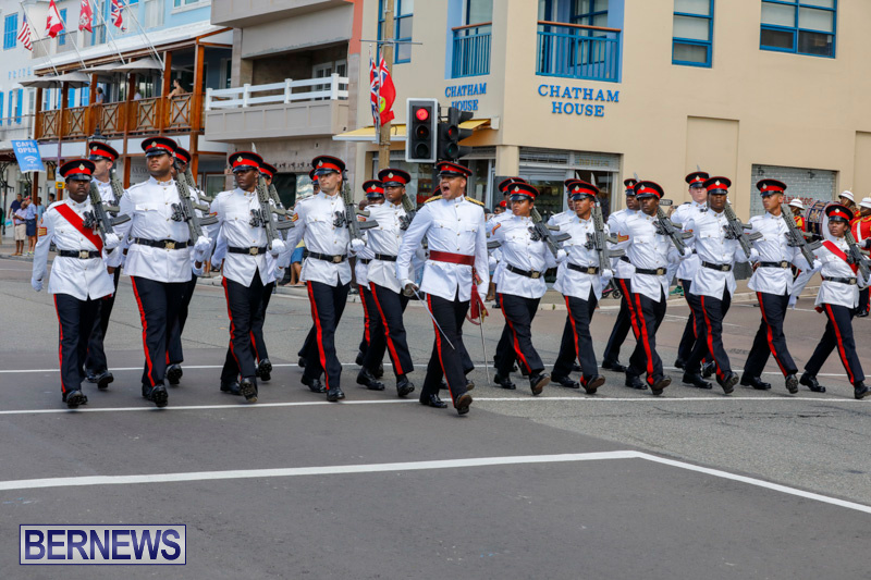 Queen's-Birthday-Parade-Bermuda-June-9-2018-9992