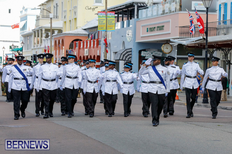 Queen's-Birthday-Parade-Bermuda-June-9-2018-9993