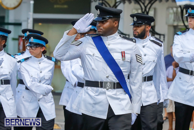 Queen's-Birthday-Parade-Bermuda-June-9-2018-9998