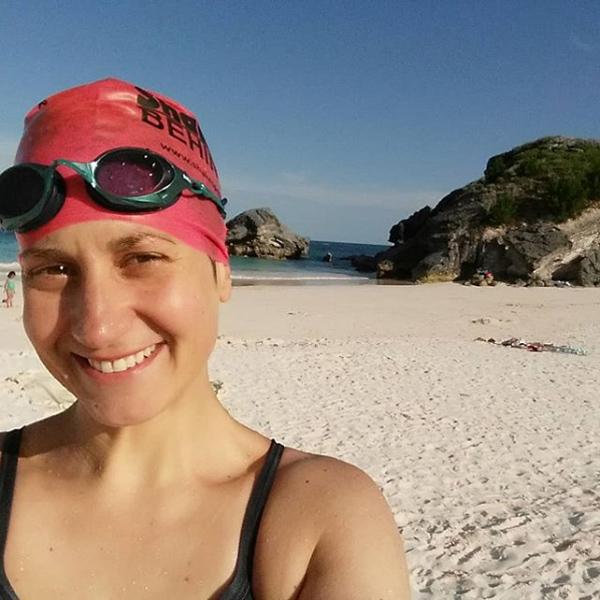 Sarah Eismann Bermuda June 2018