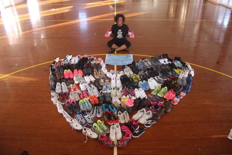 Save Your Sole Sneakers Drive Bermuda June 2018 (1)