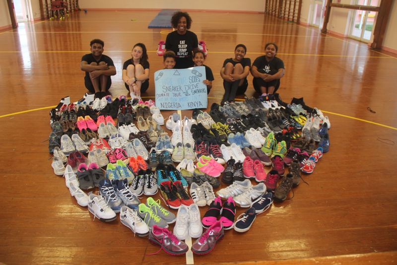 Save Your Sole Sneakers Drive Bermuda June 2018 (2)
