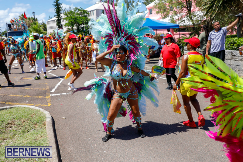 Second-Lap-Bermuda-Heroes-Weekend-Parade-of-Bands-June-18-2018-4983
