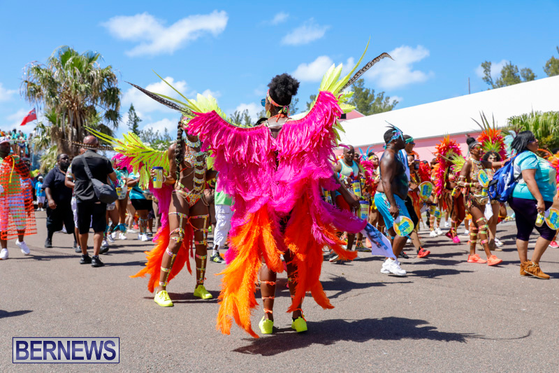 Second-Lap-Bermuda-Heroes-Weekend-Parade-of-Bands-June-18-2018-5030