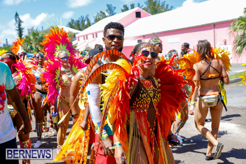 Second-Lap-Bermuda-Heroes-Weekend-Parade-of-Bands-June-18-2018-5169