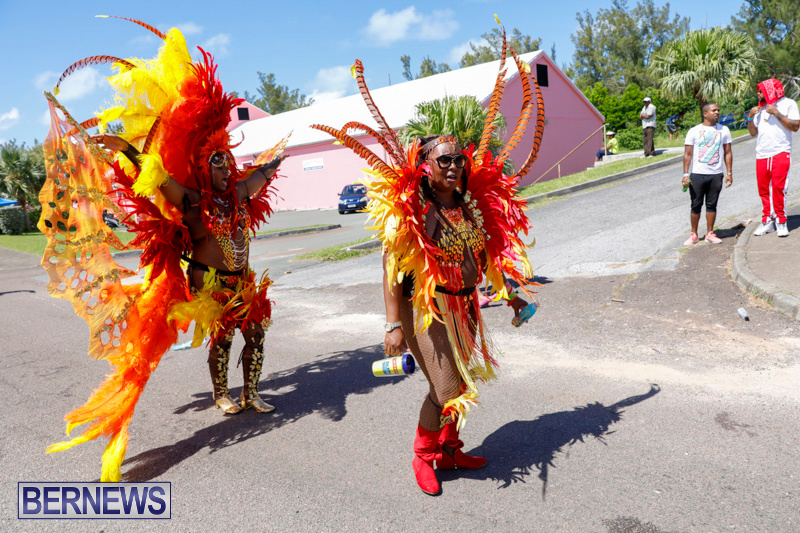 Second-Lap-Bermuda-Heroes-Weekend-Parade-of-Bands-June-18-2018-5203