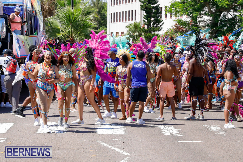 Second-Lap-Bermuda-Heroes-Weekend-Parade-of-Bands-June-18-2018-5237