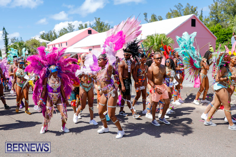 Second-Lap-Bermuda-Heroes-Weekend-Parade-of-Bands-June-18-2018-5274