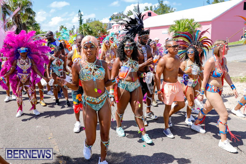Second-Lap-Bermuda-Heroes-Weekend-Parade-of-Bands-June-18-2018-5276