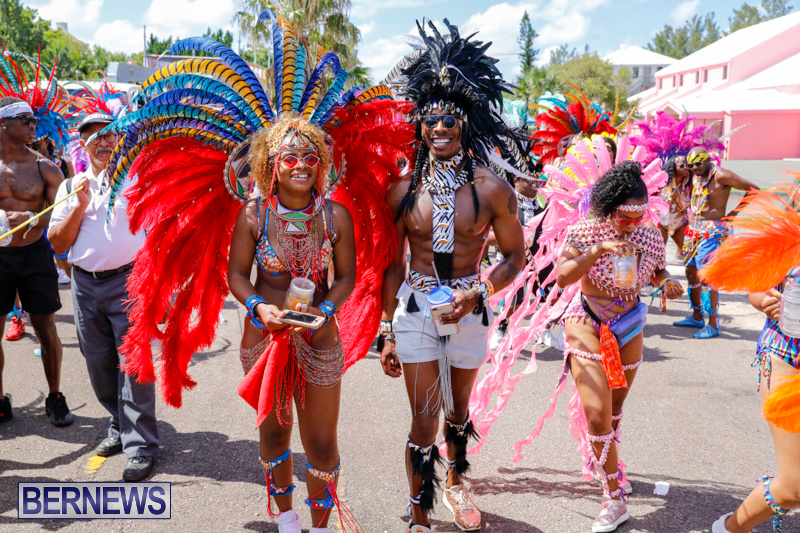 Second-Lap-Bermuda-Heroes-Weekend-Parade-of-Bands-June-18-2018-5411