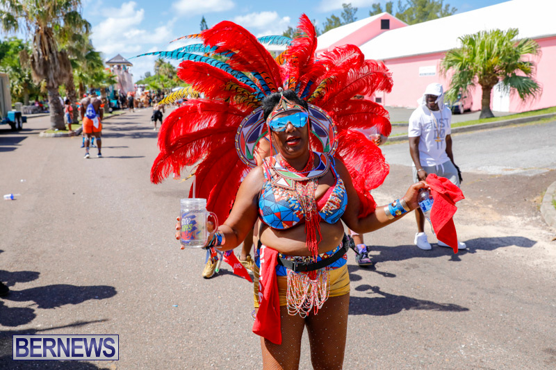 Second-Lap-Bermuda-Heroes-Weekend-Parade-of-Bands-June-18-2018-5526