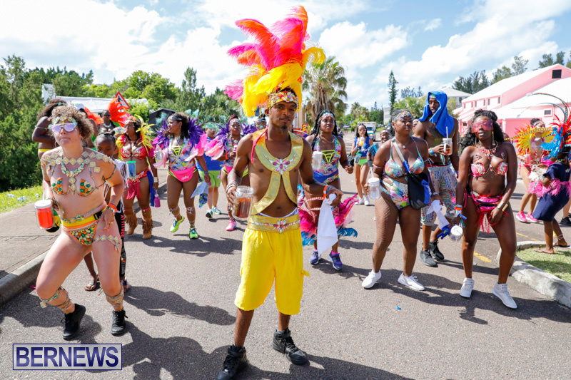 Second-Lap-Bermuda-Heroes-Weekend-Parade-of-Bands-June-18-2018-5812