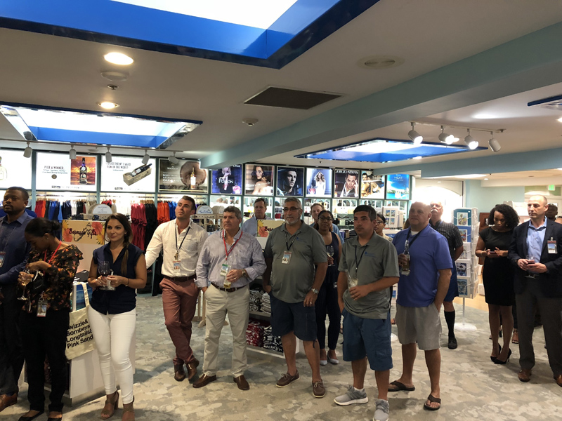 Skyport Bermuda Duty Free June 2018 (7)