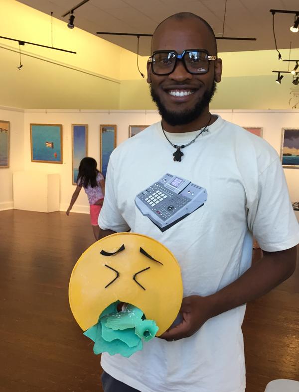 Stefan Smith - Sick Emoji Bermuda June 24 2018
