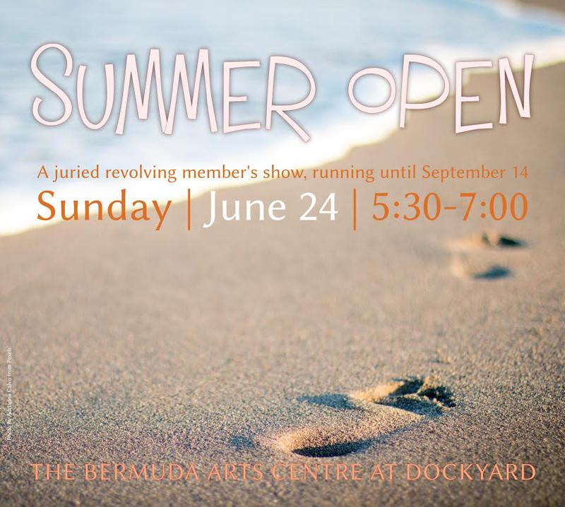 Summer Open Show Bermuda June 2018