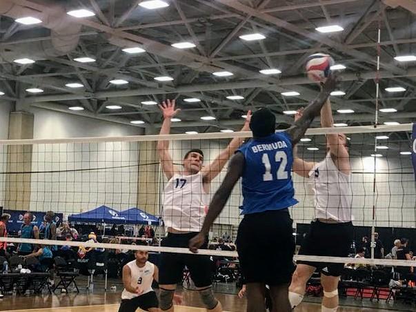 US Volleyball Open  Bermuda June 1 2018 (2)