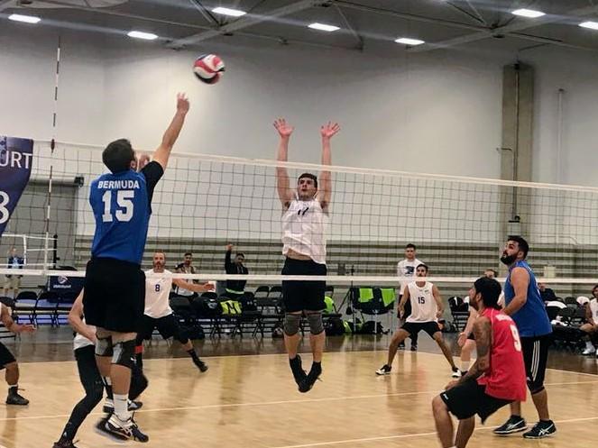 US Volleyball Open  Bermuda June 1 2018 (3)