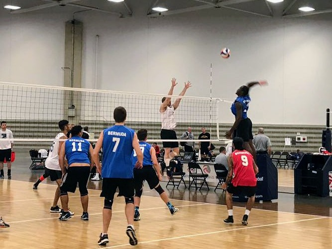 US Volleyball Open  Bermuda June 1 2018 (4)