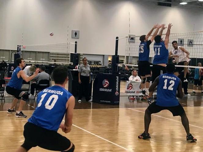 US Volleyball Open  Bermuda June 1 2018 (5)