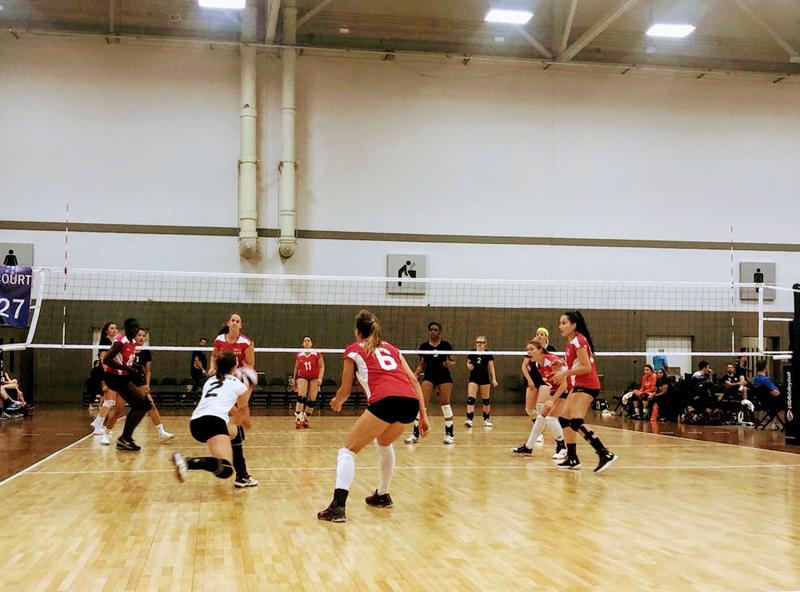US Volleyball Open  Bermuda June 1 2018 (6)