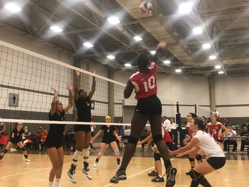 US Volleyball Open  Bermuda June 1 2018 (8)