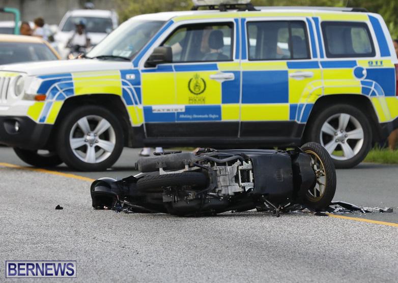 collision Bermuda June 15 2018