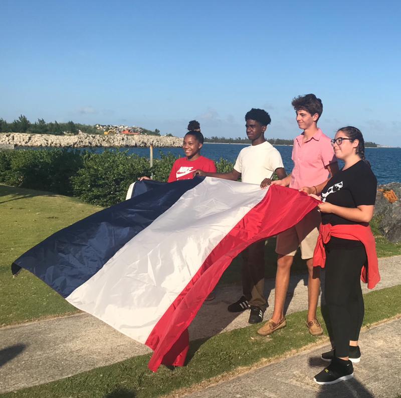 Alliance Franchise Scholars Bermuda July 2018