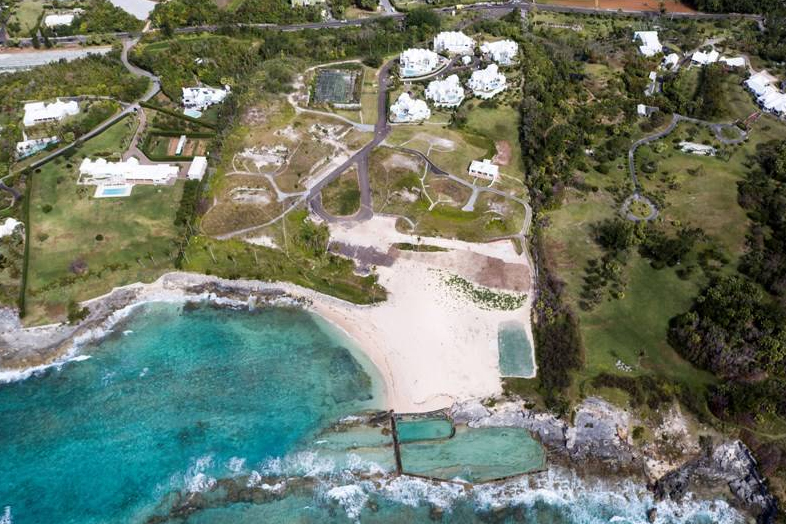 Ariel Sands Bermuda July 17 2018 2