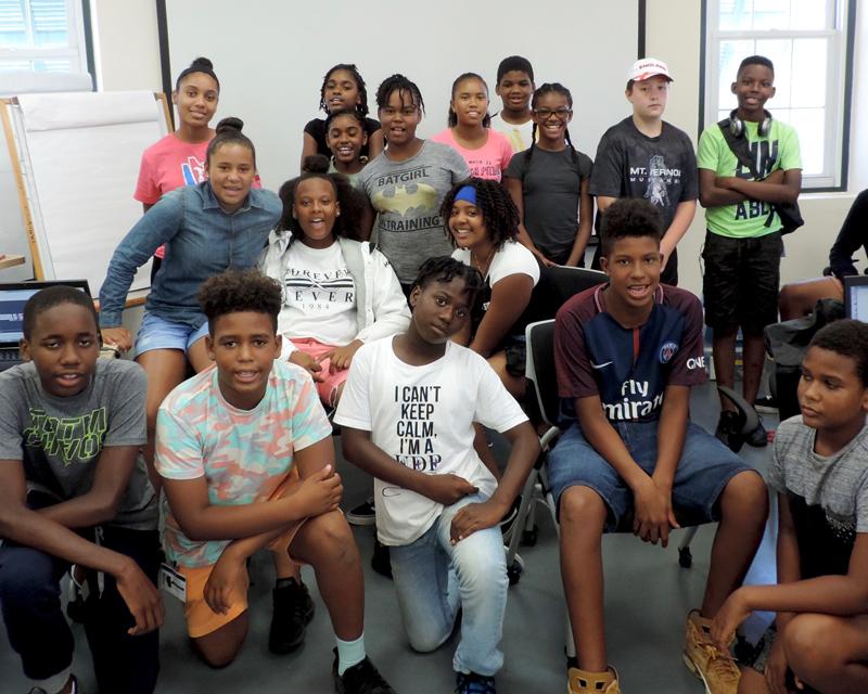 Ascendant STEM Camp Bermuda July 2018 (1)