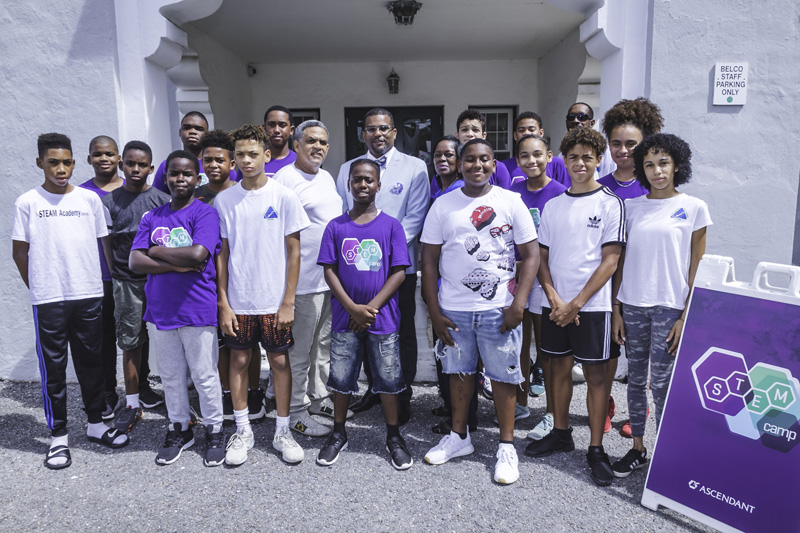 Ascendant STEM Camp Bermuda July 2018 (1)