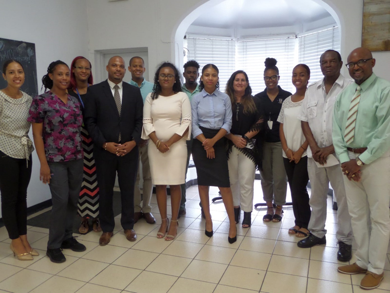BPSU Education Awards Bermuda July 2018