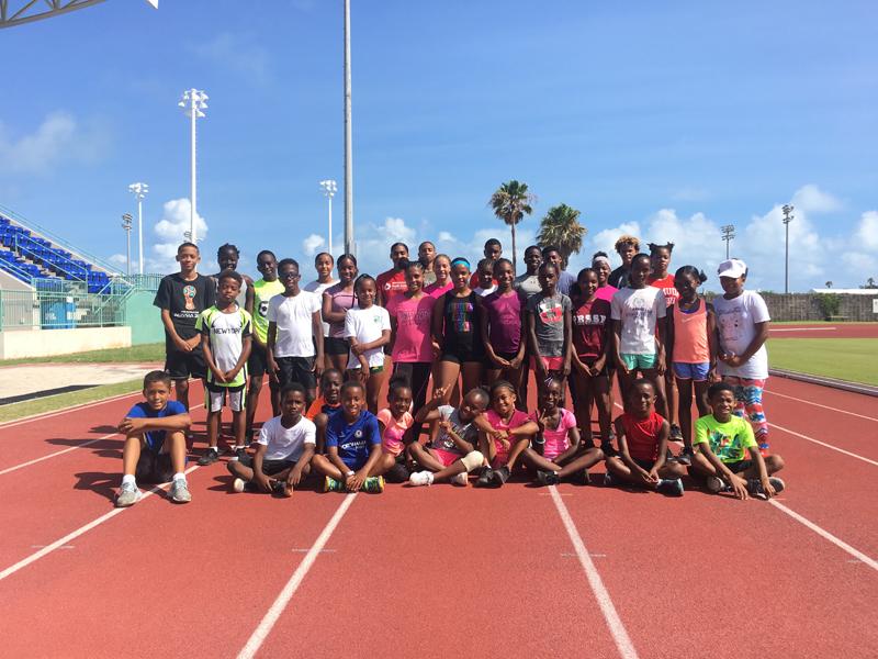 BUT CUT Games Bermuda July 2018