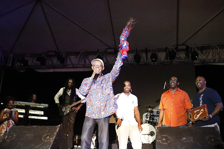 Beres Hammond Bermuda July 2018 (2)