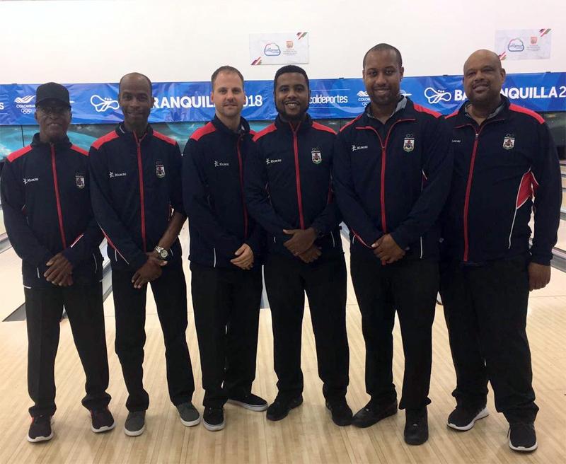 Bermuda Bowling July 31 2018