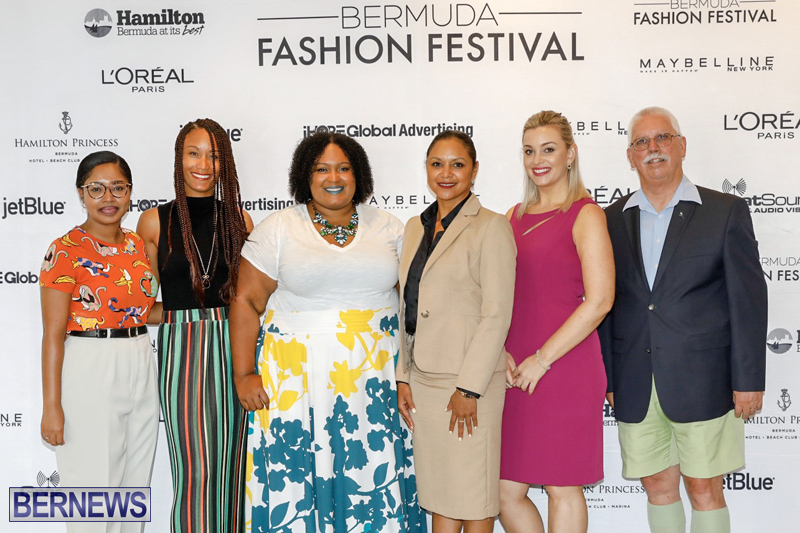 Bermuda Fashion Festival press conference July 4 2018