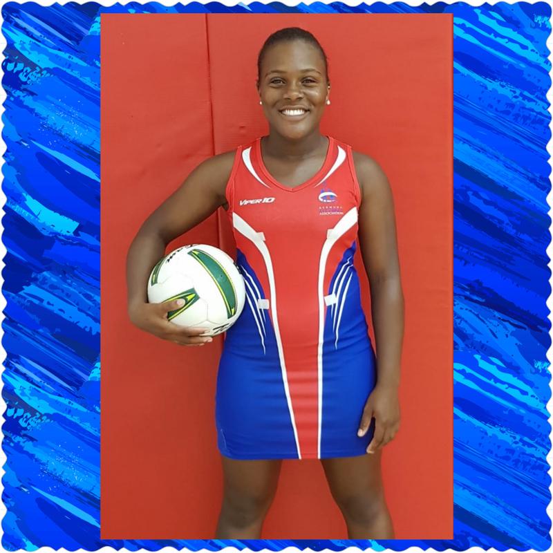 Chrysda Smith Bermuda July 2018