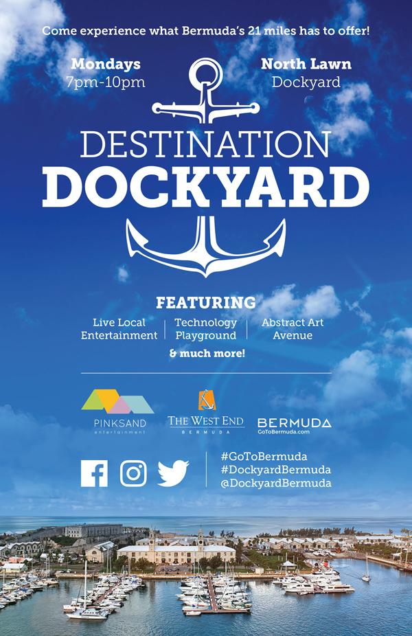 Destination Dockyard Bermuda July 2018