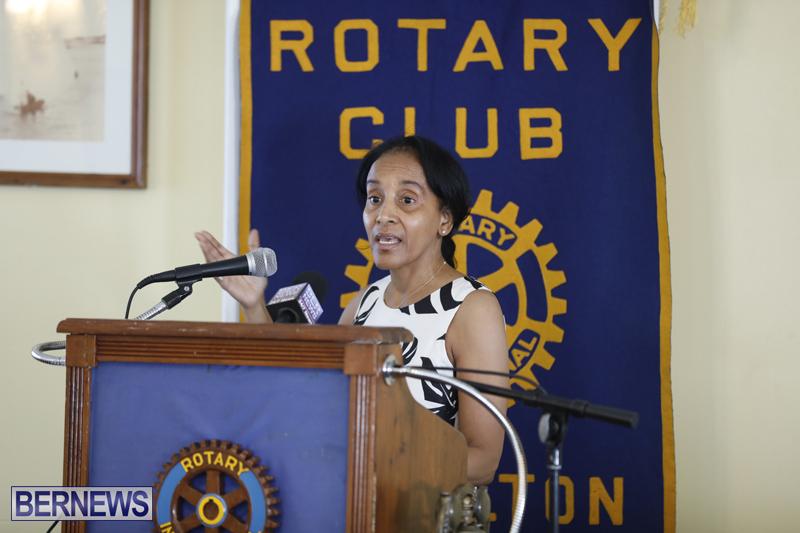 Dr Stephanie Guthman Bermuda July 2018