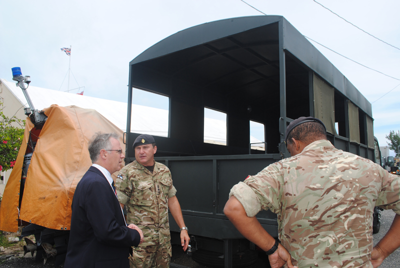 Governor Visits New Soldiers Bermuda July 4 2018 (4)