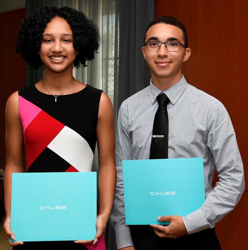 Karina Forth and Nathanael Fubler Bermuda July 2018